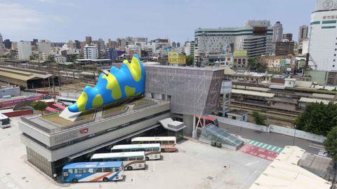 新竹後火車站