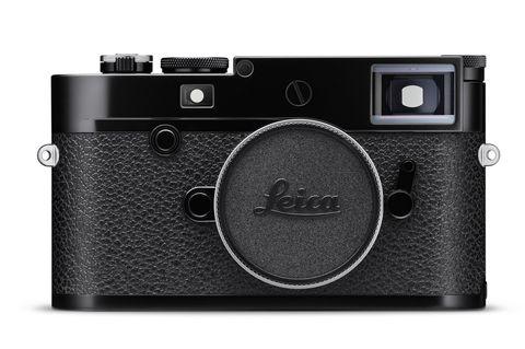 用久會變色?徠卡相機推出 m10 r 黑漆版,少了「小紅標」的極簡設計更有溫度