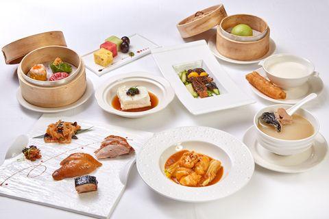 國賓飯店米其林餐盤推薦