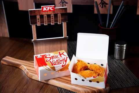 肯德基「紐奧良咔滋雞皮」宵夜時段罪惡回歸!首三日限定門市買一送一必須吃