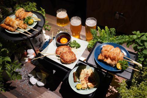 Dish, Food, Cuisine, Meal, Ingredient, Brunch, Meat, Finger food, Barbecue, appetizer,