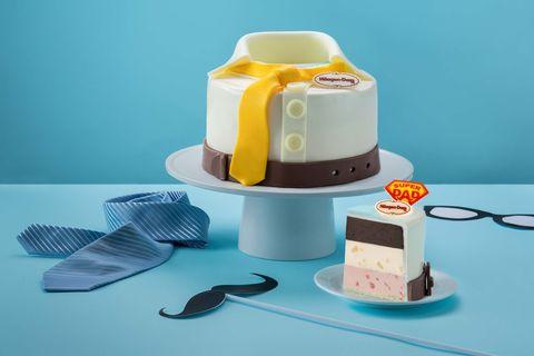 häagen dazs 2021父親節蛋糕登場!首創三層冰淇淋蛋糕,多重口味一次滿足爸爸的心