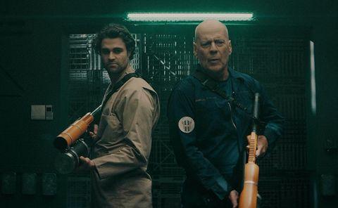 2021年必看電影 異種獵殺