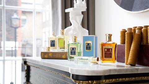 FLORISLONDON,英國百年香水,凱特王妃,粉紅玫瑰漱口水,beauty