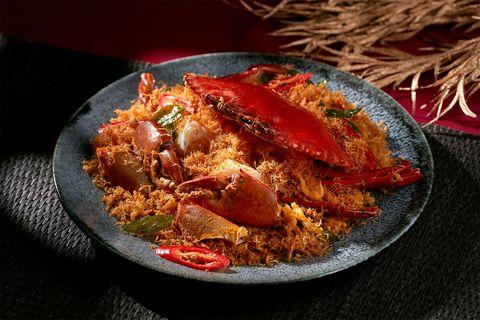 2019秋蟹料理,帝王蟹、螃蟹、三點蟹