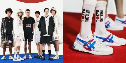 東京奧運,東奧,日本,奧運,日本選手,日本進場鞋