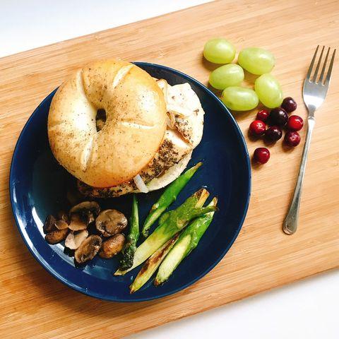 Food, Dish, Ingredient, Cuisine, Bagel, Produce, Meal, Breakfast, Brunch, Plate,