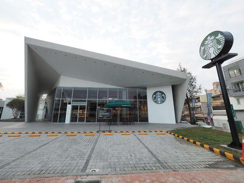 星巴克近期開設三間全新門市