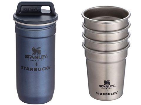 星巴克X Stanley推出「神秘星空藍」聯名!一系列不鏽鋼水壺、不鏽鋼杯商品打造硬派印象