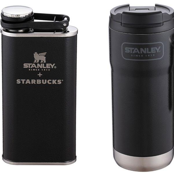 星巴克X Stanley黑潮聯名商品來襲!不鏽鋼杯、不鏽鋼水壺等6款必收藏