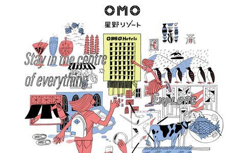 日本星野集團旗下「omo」品牌進駐日本京都