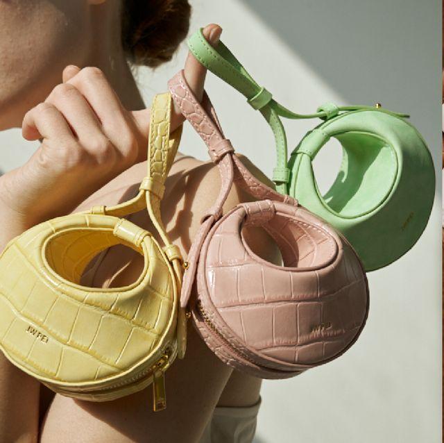 小眾包包品牌 jw pei 台灣也能直接買!外型時髦價格可愛 最值得入手的質感包款推薦