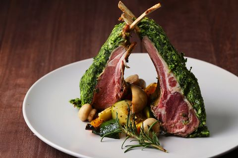 「法式羊排、普羅旺斯燉菜」主廚公開食譜教你做