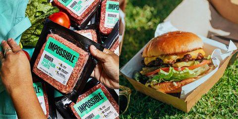 未來肉 未來漢堡