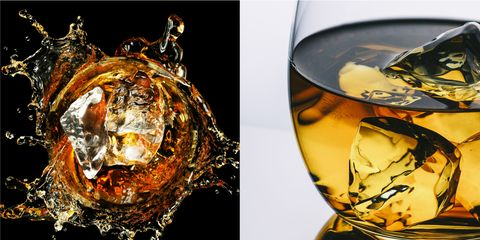 Water, Drink, Amber, Alcohol, Whisky, Scotch whisky, Distilled beverage, Liquid, Glass, Blended whiskey,