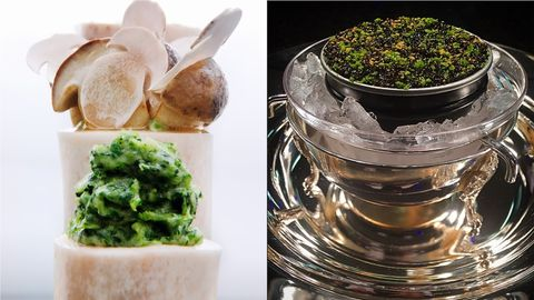 Food, Cuisine, Dish, Ingredient, Persillade, Vegetarian food, Pesto, Produce, Superfood, Herb,