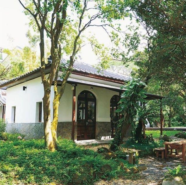 陽明山咖啡館