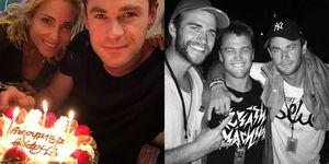 Chris Hemsworth Birthday