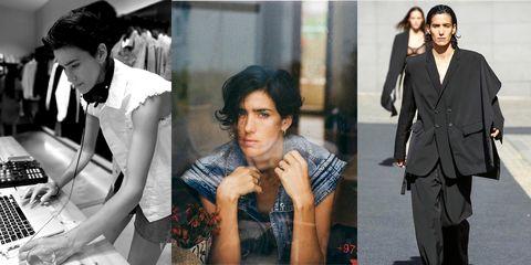 Beauty, Fashion, Human, Street fashion, Black hair, Photography, Outerwear, Model, Collage, Art,