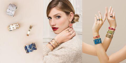Finger, Skin, Jewellery, Ear, Fashion accessory, Bracelet, Beauty, Lip, Hand, Bangle,