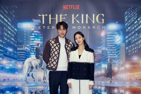 《The King:永遠的君主》16號舉辦新戲記者會