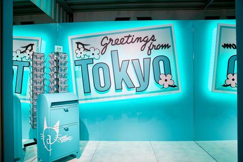 日本東京原宿 The Tiffany Café @ Cat Street 咖啡廳
