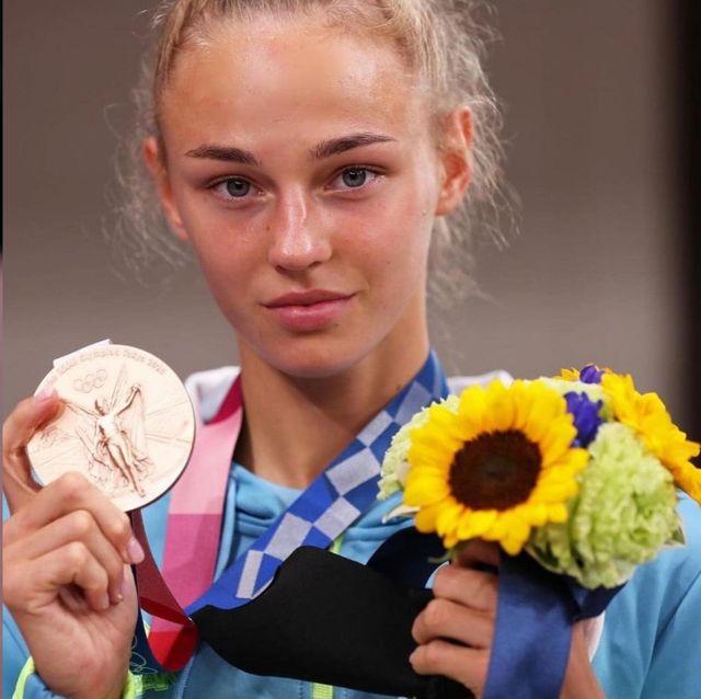 東京奧運柔道選手都是高顏值!除了台灣柔道男神楊勇緯 還有21歲烏克蘭「柔道芭比」 摘銅牌也成全球熱搜