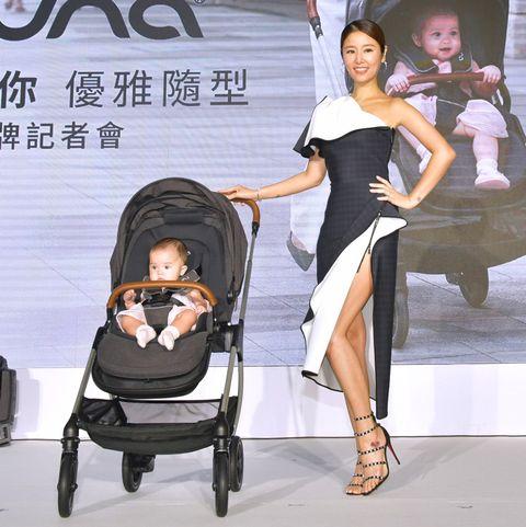 林心如代言母嬰品牌Nuna