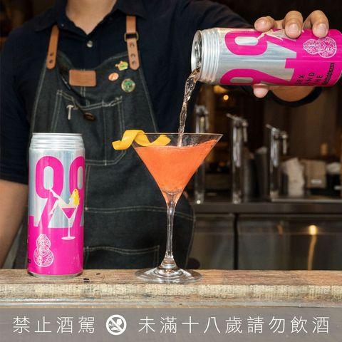 臺虎開賣9.99調酒系啤酒「柯夢脫單」,粉色系啤酒,一起渡過1111光棍節