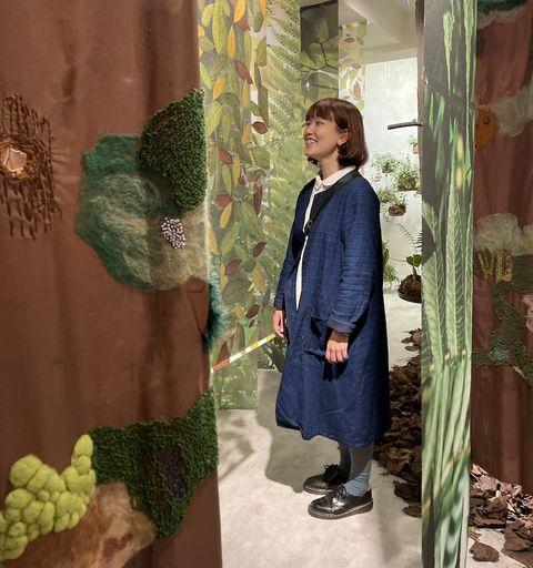 園區內會定期規劃其他藝術展覽,像今年的「花森什麼事」美好生活想像特展,在「擁抱森林」、「森覺力」、「美好生活」三個展區,結合大自然的各種元素,提供視覺、氣味和聲音的創意饗宴!