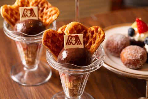 螞蟻人的甜蜜兒時記憶!西華飯店x森永牛奶糖推出超香濃「森永巧克力冰淇淋、森永牛奶糖醬甜甜圈」