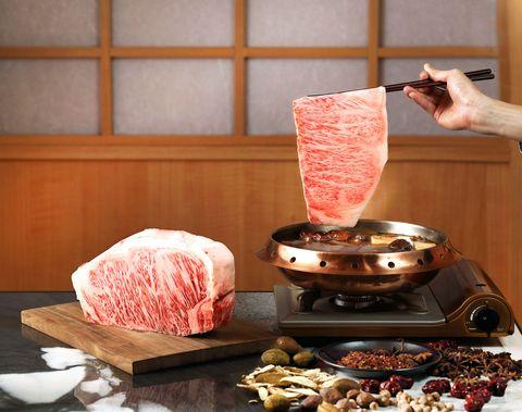 Food, Cuisine, Dish, Charcuterie, Red meat, Meat grinder, Kitchen appliance, Flesh, Salumi, Animal fat,