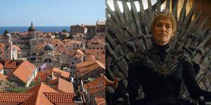 權力遊戲,冰與火之歌,君臨城,克羅埃西亞