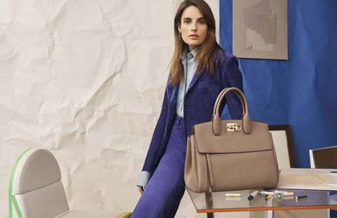 Ferragamo, Salvatore Ferragamo包包, SalvatoreFerragamo Studio, 包包, 時尚, 菲拉格慕