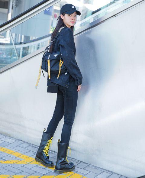 Clothing, Street fashion, Jeans, Fashion, Jacket, Snapshot, Coat, Denim, Outerwear, Footwear,