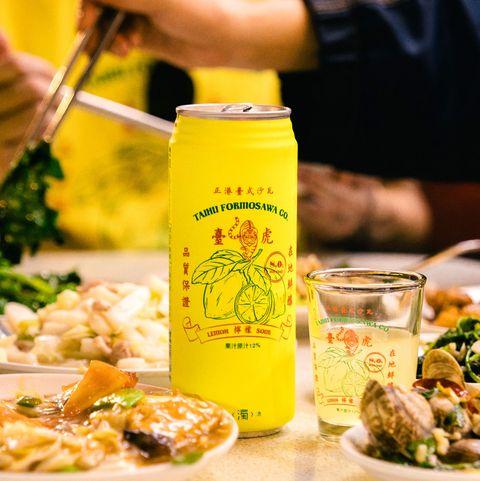 臺虎精釀臺式檸檬沙瓦formosawa