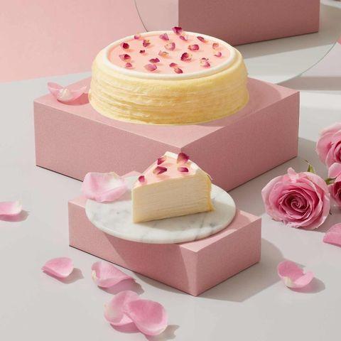 Lady M母親節蛋糕