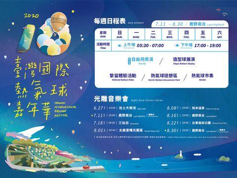 2020台東熱氣球嘉年華