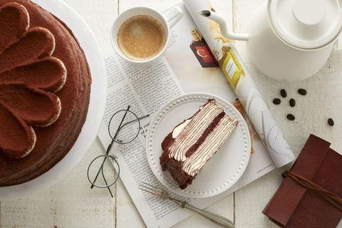 Lady M提拉米蘇蛋糕