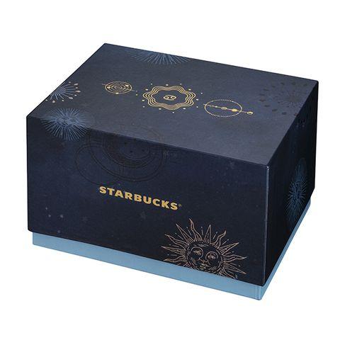 星巴克12星座馬克杯、12星座隨行卡