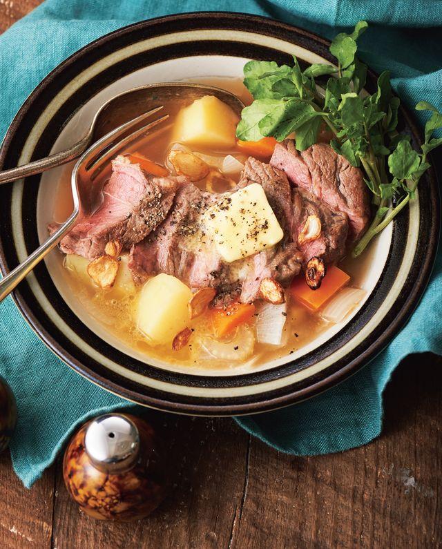沙朗牛排減醣湯