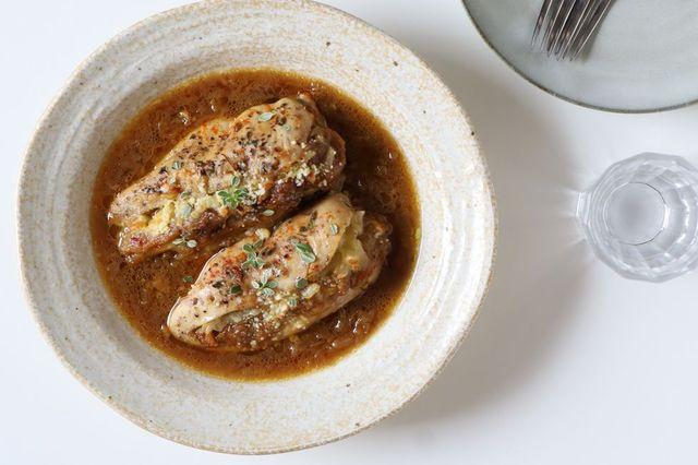 法式洋蔥燒雞