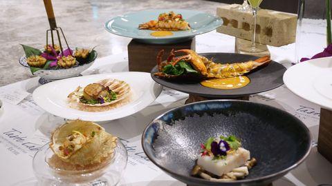 泰國明星主廚Ian Kittichai客座台北晶華酒店!推出10道「泰魂法菜」毛蟹、牛小排、泰奶甜點
