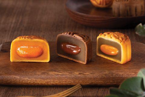 香港美心月餅新口味咖啡流心流星盈月禮盒