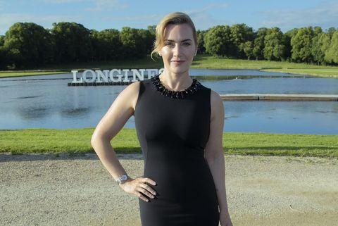 凱特溫斯蕾:與Longines 浪琴的時刻
