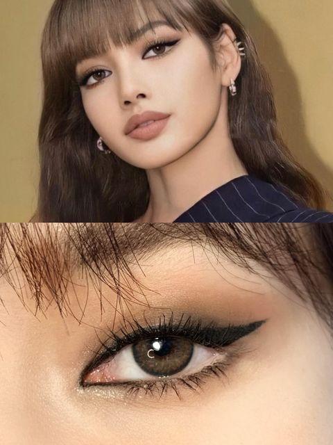 混血感「輕泰妝」畫法扁平臉也能輕鬆上手!結合歐美修容手法+韓系眼妝畫出立體顏五官