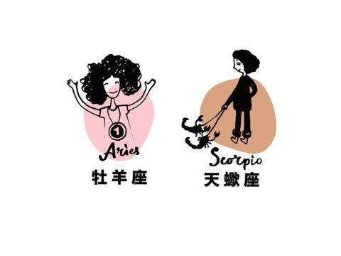 Cartoon, Logo, Illustration, Font, Graphics, Black hair, Graphic design, Art,