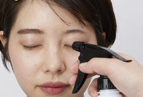 Face, Eyebrow, Eyelash, Nose, Skin, Cheek, Eye shadow, Eye, Beauty, Lip,