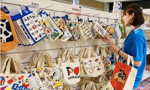 超人氣動畫「蠟筆小新」2020暑期快閃店74高雄夢時代購物中心搶先登場