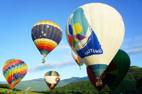 台東2020臺灣國際熱氣球嘉年華